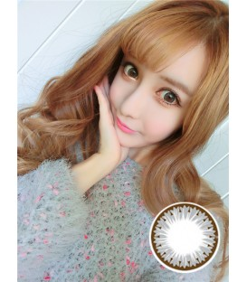 NEO CRYSTAL FLOWER GRAY