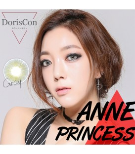 DORISCON ANNE PRINCESS GRAY