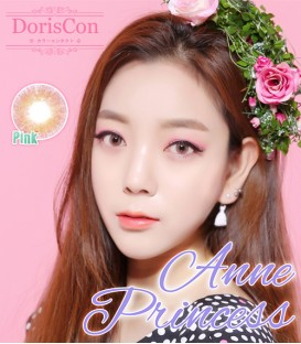 DORISCON ANNE PRINCESS PINK