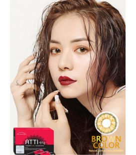 DREAMCON ATTI 丝洛甜蜜棕 BROWN