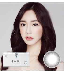 LENSME SECRET KISS GRAY