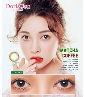 DORISCON MATCHA COFFEE GREEN