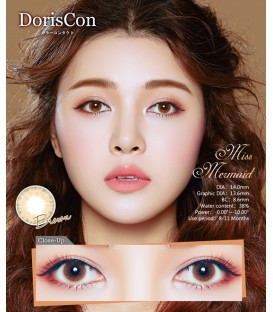 DORISCON MISS MERMAID BROWN