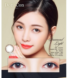 DORISCON DIAMOND LIGHT GRAY
