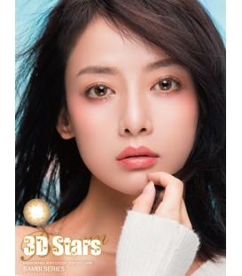 BAMBI 3D STARS BROWN